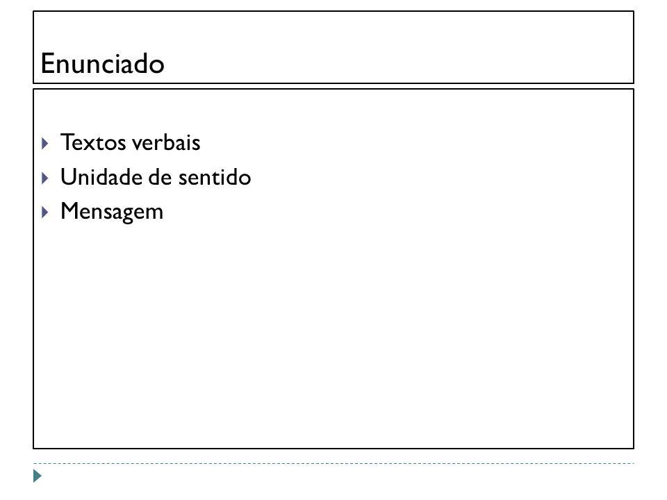 Termos Integrantes Objeto direto/ objeto Indireto