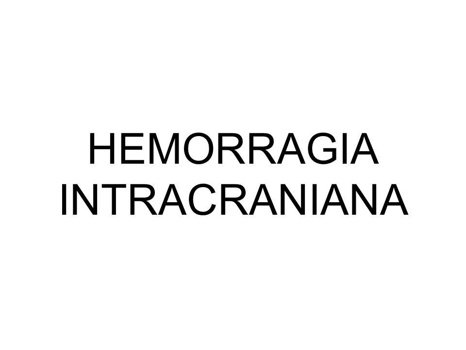 CLASSIFICAÇÃO DE PAPILE Grau I – Hemorragia subependimária isolada.