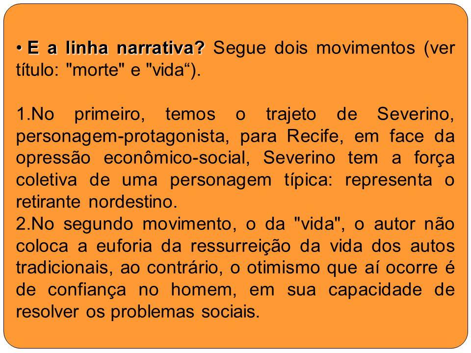 peça de teatro O auto de natal Morte e Vida Severina é uma peça de teatro, que, a pedido de Roberto Freire, diretor do TUCA (PUC SP), foi musicado por Chico Buarque.