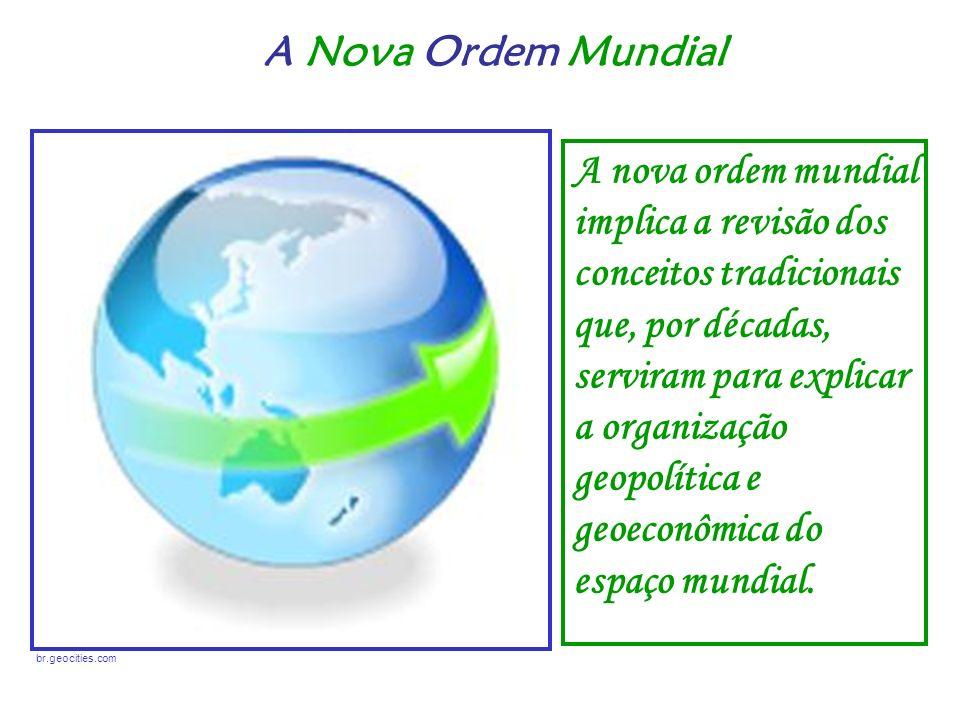 Desvantagens da globalização... A Terra sofre com a superprodução...