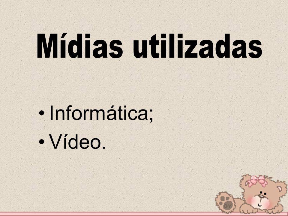 Informática; Vídeo.