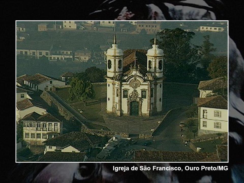 Igreja de São Francisco, Ouro Preto/MG