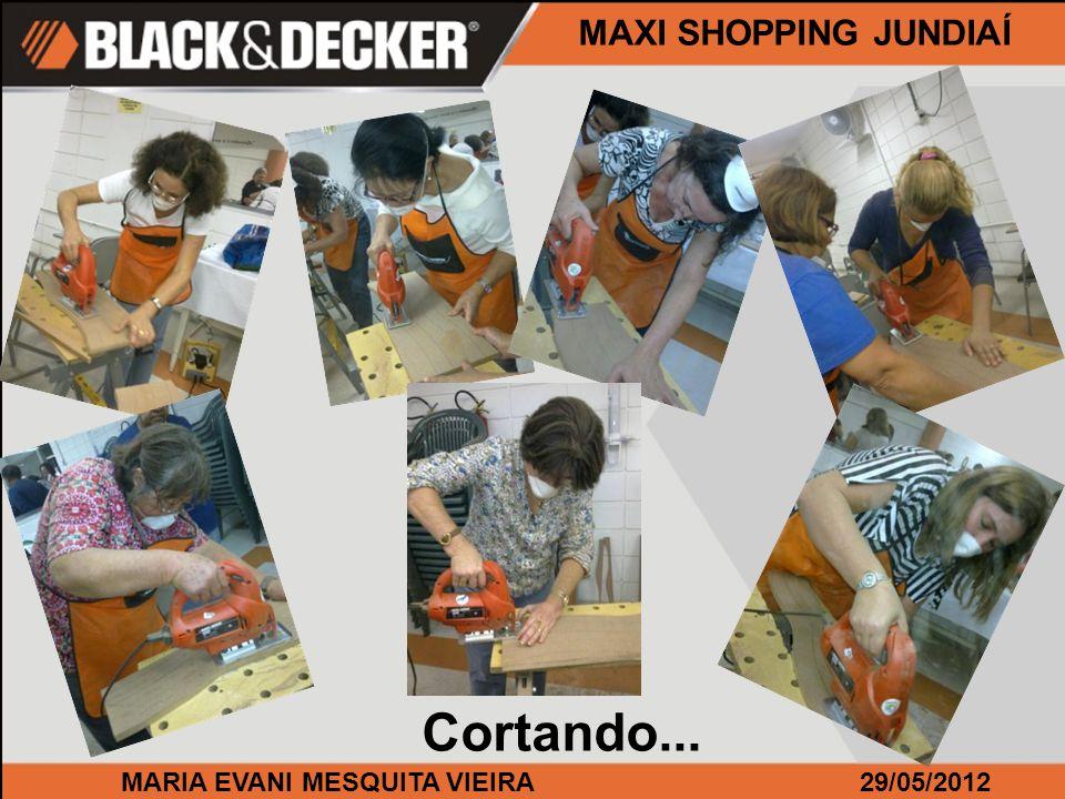 MARIA EVANI MESQUITA VIEIRA29/05/2012 MAXI SHOPPING JUNDIAÍ Tupiando