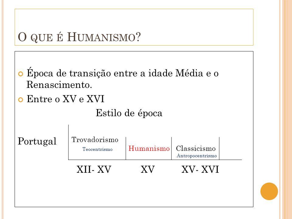 P ROSA HUMANISMO