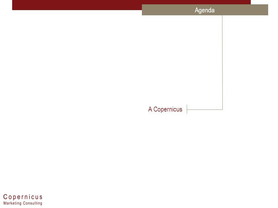 A Copernicus Agenda