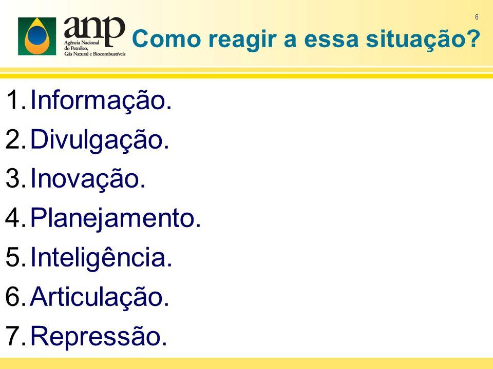 Programa Gás Legal 7 - 35 reuniões pelo Brasil.- Cerca de 5.000 pessoas presentes.