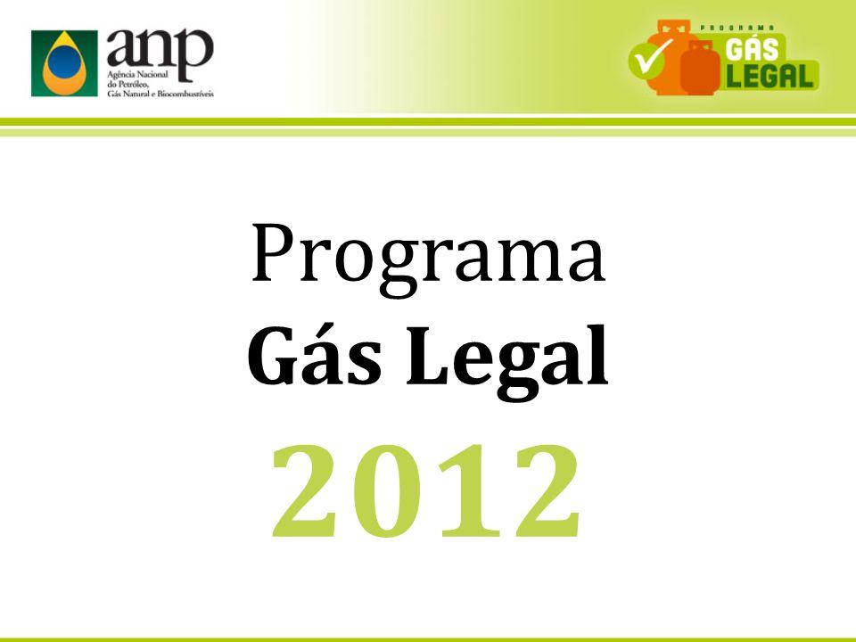 7 Programa Gás Legal 2012