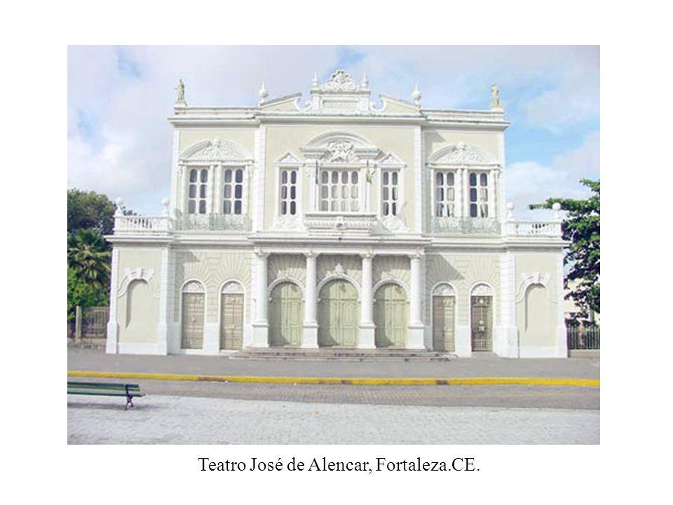 Teatro José de Alencar, Fortaleza.CE.