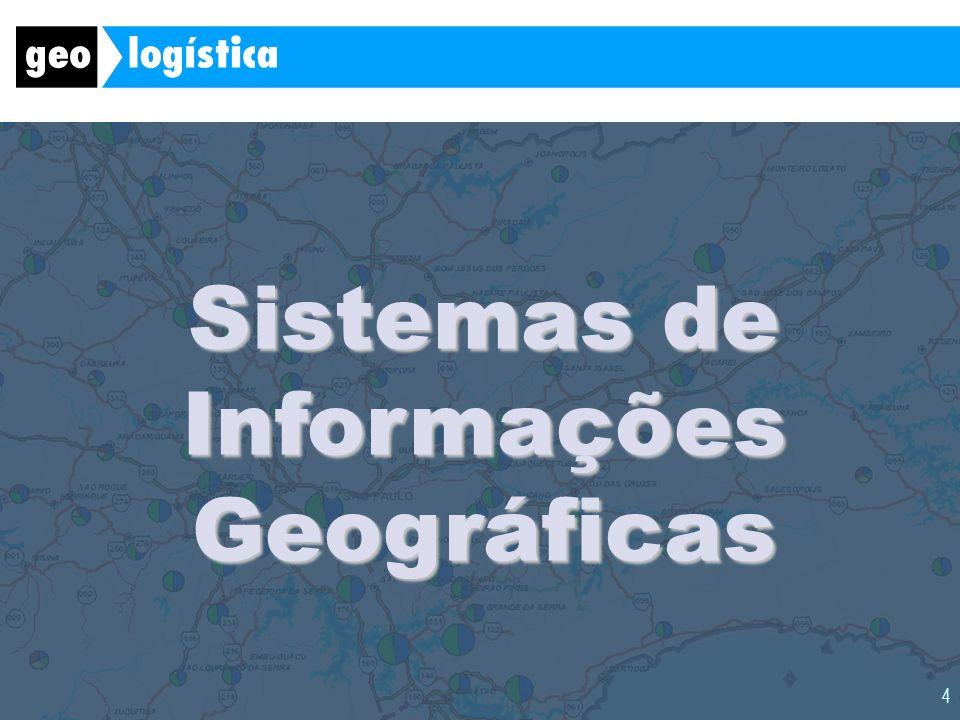 4 Sistemas de Informações Geográficas
