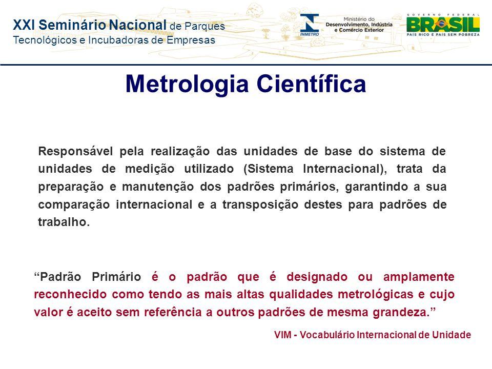 XXI Seminário Nacional de Parques Tecnológicos e Incubadoras de Empresas