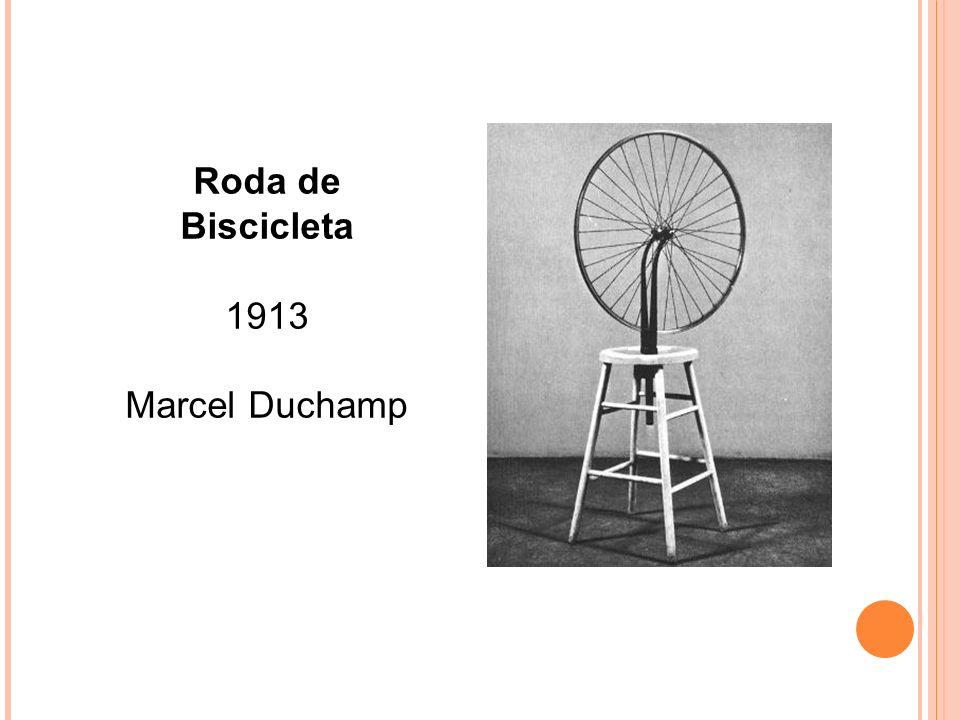 Roda de Biscicleta 1913 Marcel Duchamp