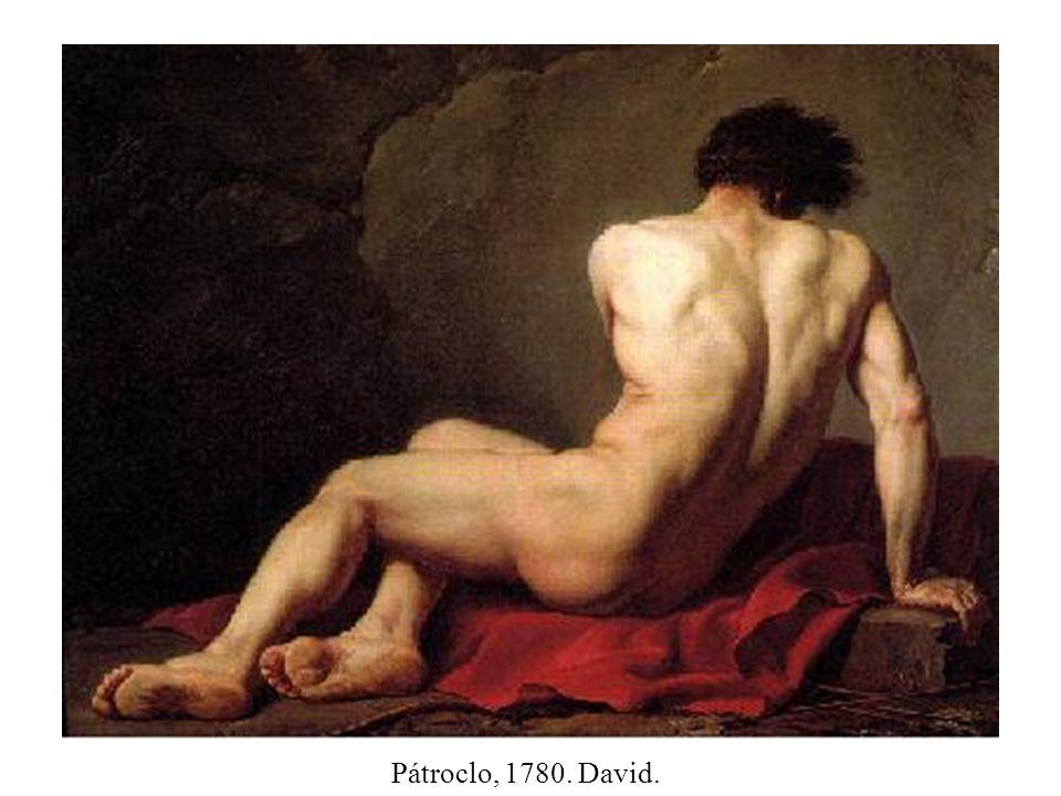 Pátroclo, 1780. David.