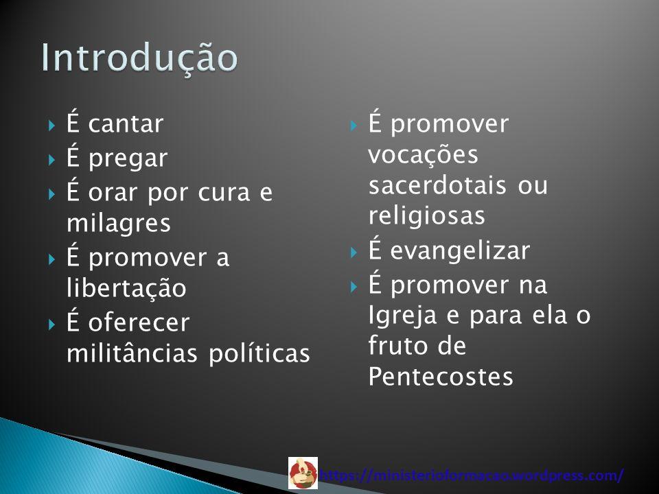https://ministerioformacao.wordpress.com/ Pe Eduardo Dougherty Pe Haroldo Rahm Mons Jonas Abib