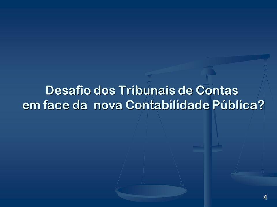 5 Lutar junto ao Congresso Nacional pela aprovação de Lei Complementar que contemple as novas normas da Contabilidade Aplicada ao Setor Público