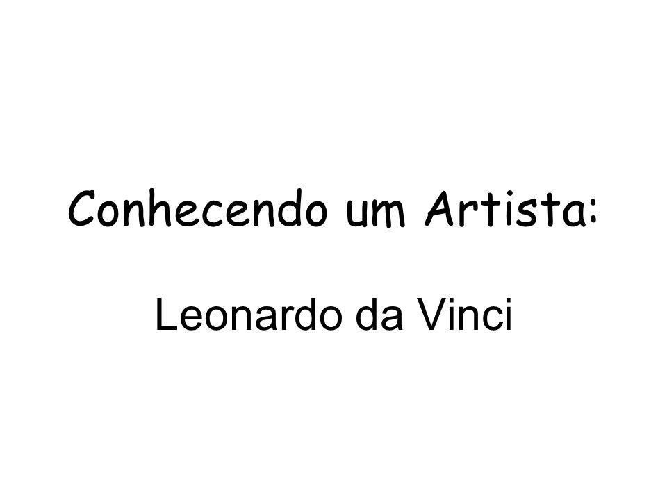 Auto-retrato, s. d., Leonardo da Vinci.