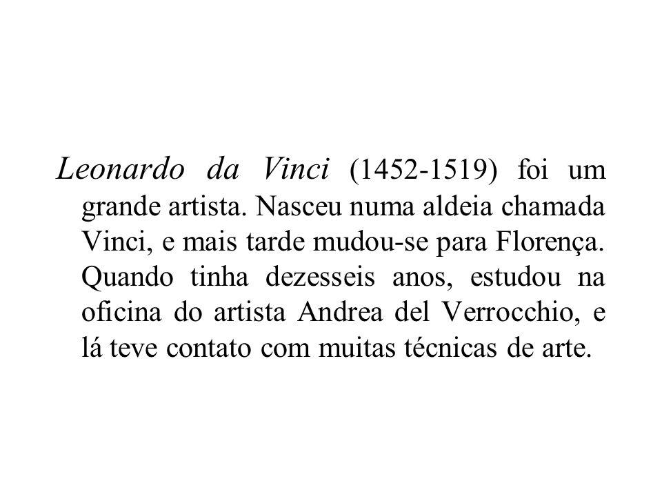 Dama com Arminho, c. 1485. Leonardo da Vinci.
