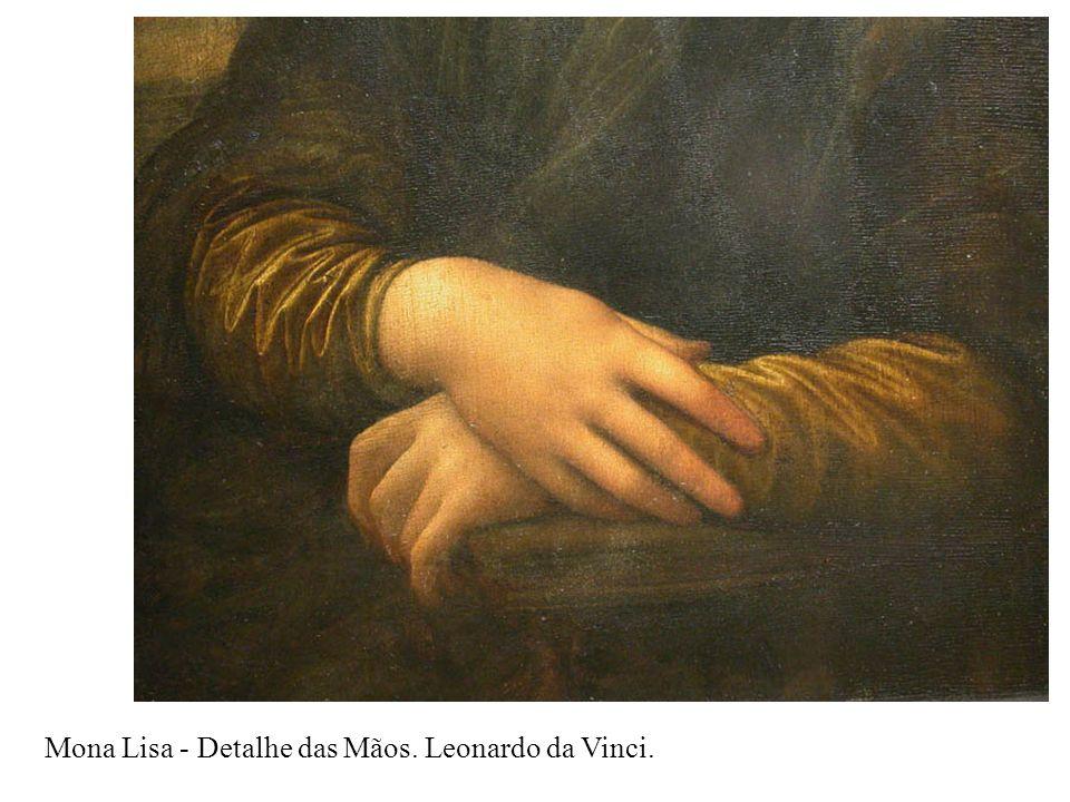 A obra de Leonardo da Vinci ainda é discutida e estudada em nossos dias.