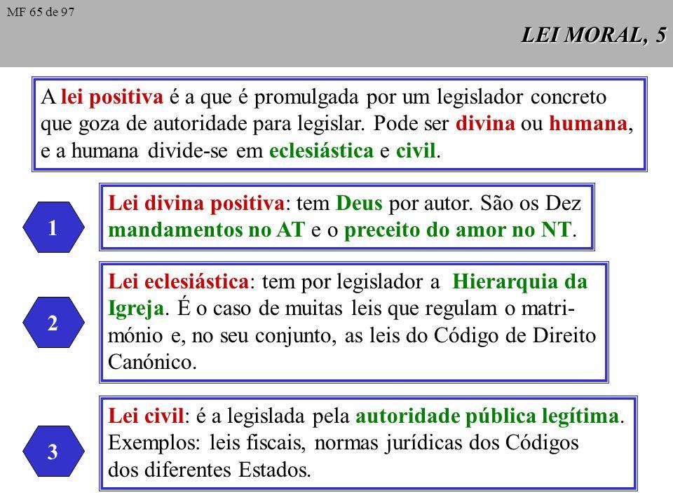 LEI MORAL, 4 A lei natural não é exclusiva da Teologia Moral: já aparece noutras culturas: Exemplo: Cícero. Cícero, De Republica, III, 22-23 Cícero, D