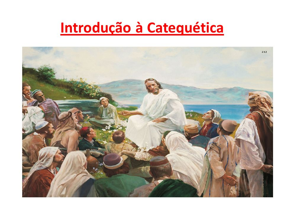 O CATEQUISTA DEVE: Por ser considerado um modelo, o catequista deve dar testemunho daquilo que prega, de viver o que anuncia.