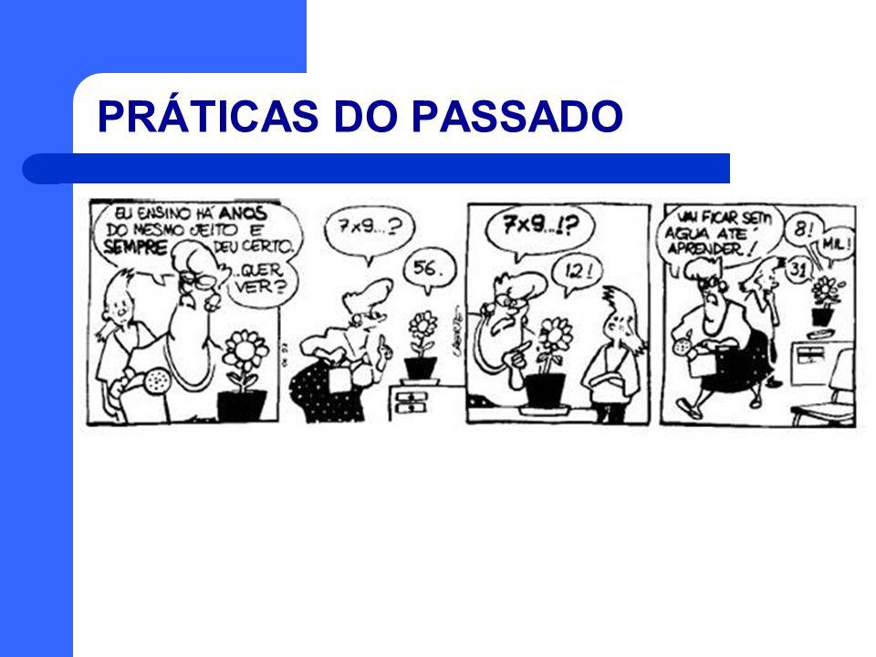 PRÁTICAS DO PASSADO