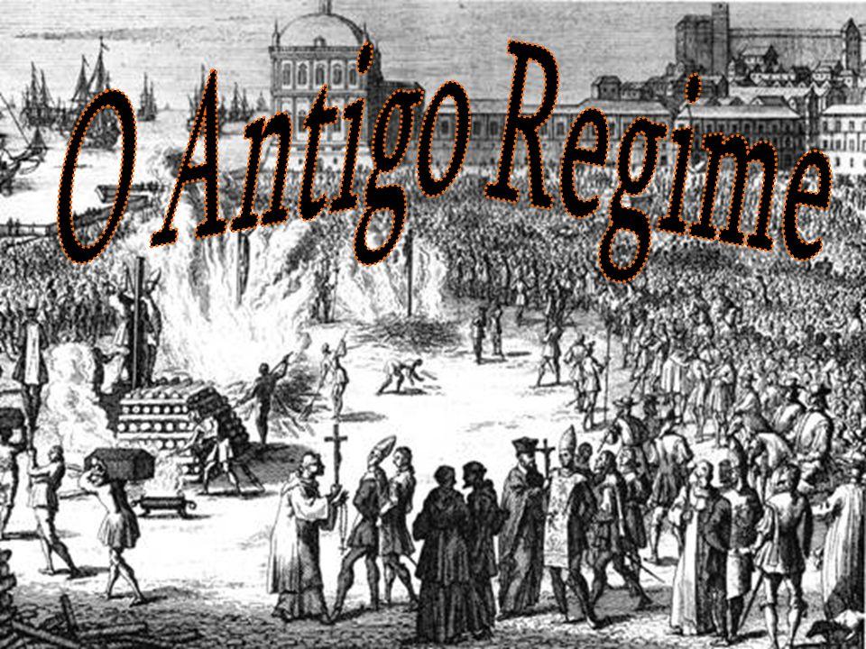 O Antigo Regime vigorou entre os séculos XVI a XVIII na maioria dos países europeus.