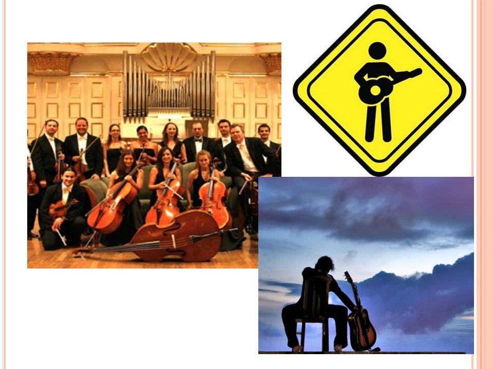 Qualquer que seja o método e o objetivo estético, o material sonoro a ser usado pela música é tradicionalmente dividido de acordo com três elementos organizacionais: MELODIA, HARMONIA E RITMO.
