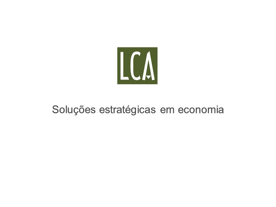 Cenário macroeconômico de longo prazo e impactos sobre as MPEs Março de 2012