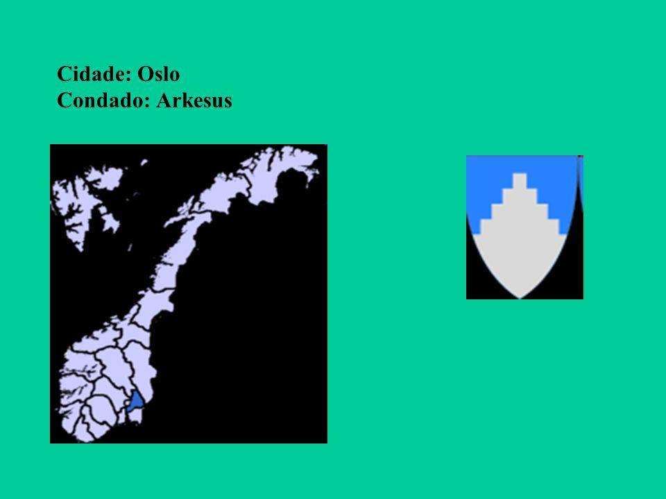 Cidade: Oslo Condado: Arkesus