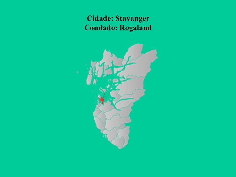 Cidade: Stavanger Condado: Rogaland