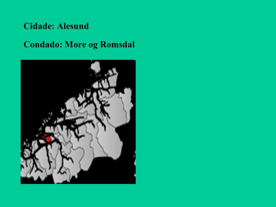 Cidade: Alesund Condado: More og Romsdal