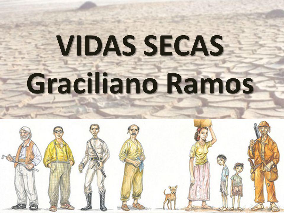 Graciliano Ramos (1892-1953) Nasceu em Quebrângulo, Alagoas.