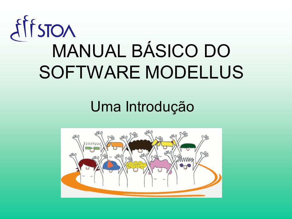 MANUAL BÁSICO DO SOFTWARE MODELLUS Uma Introdução