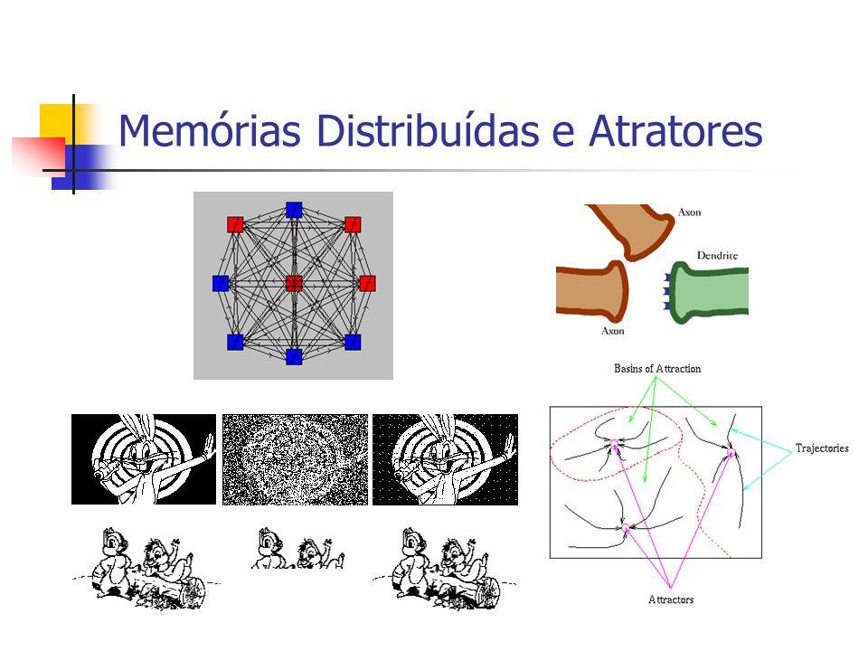 Memórias Distribuídas e Atratores