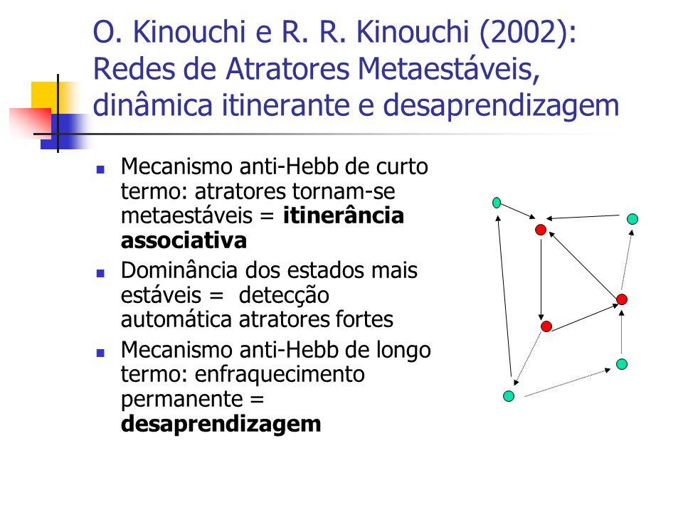 O. Kinouchi e R. R.
