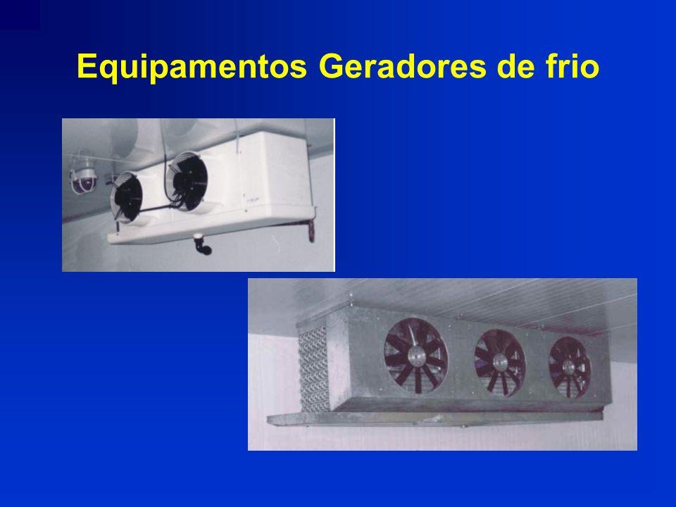 Equipamentos Geradores de frio