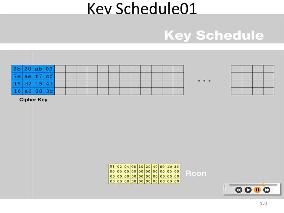 Key Schedule01 134