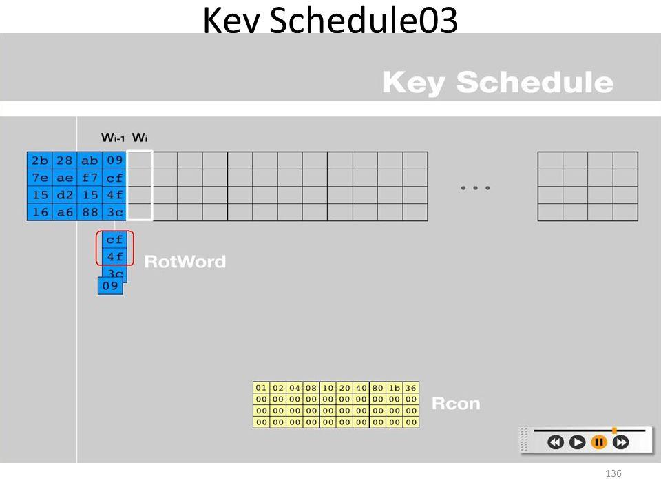 Key Schedule03 136