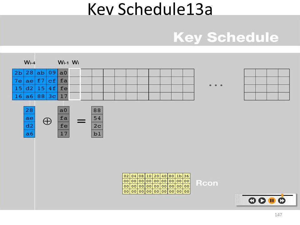 Key Schedule13a 147