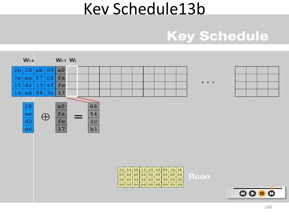 Key Schedule13b 148