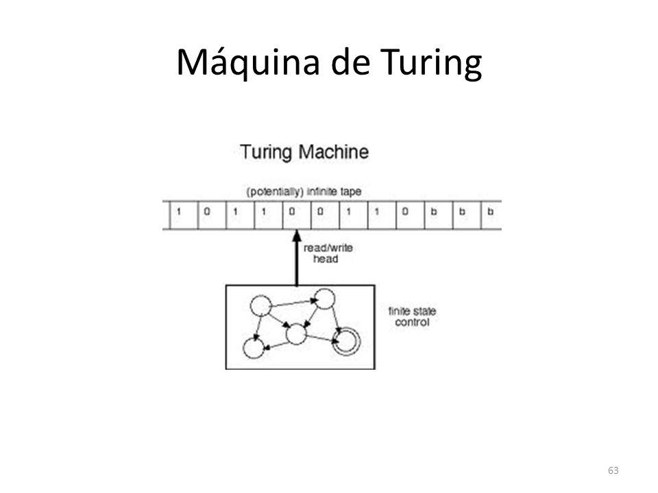 63 Máquina de Turing