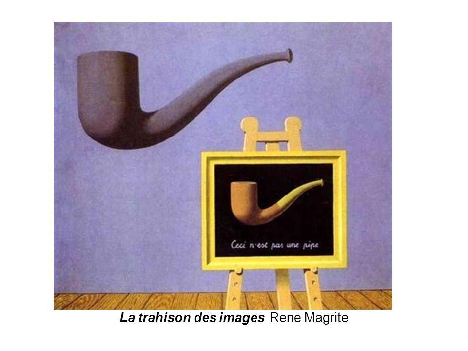 La trahison des images Rene Magrite