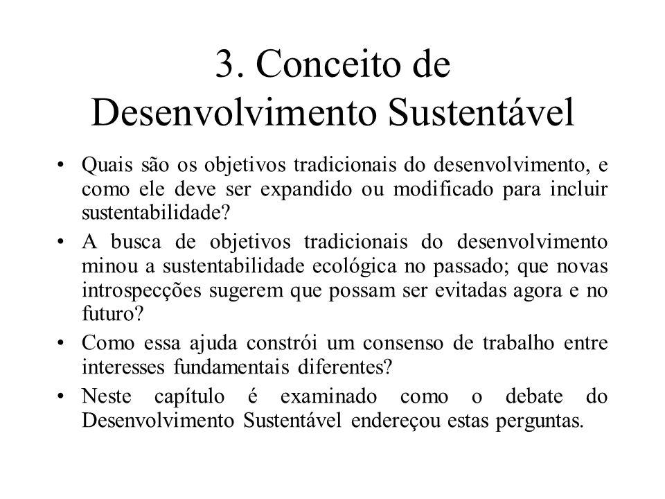 1. Evolução dos Objetivos 2. A Força do Conceito 3. Premissas