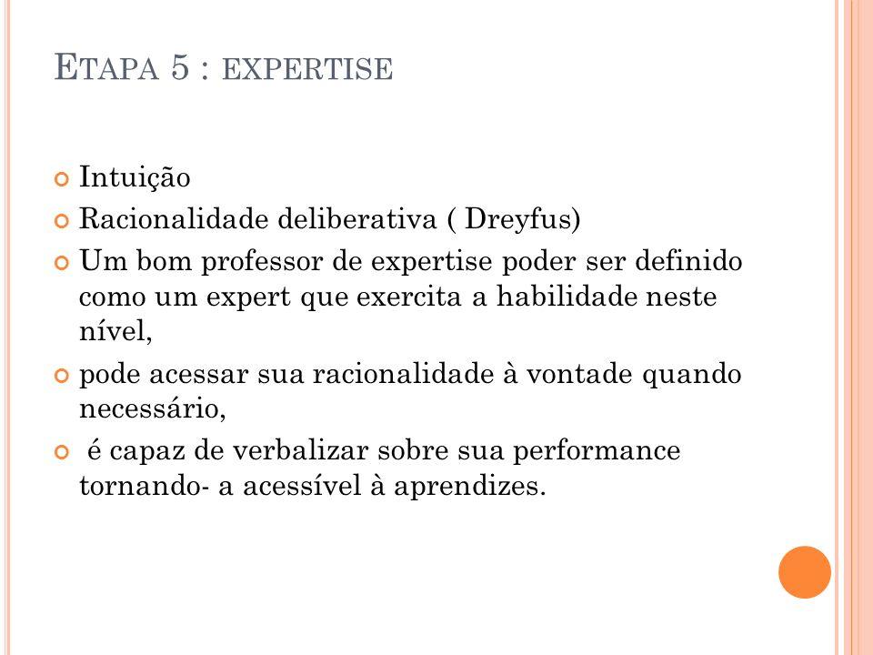 C ONCEITOS BÁSICOS Como podemos aplicar esta visão de expertise ao desenvolvimento da Competência Tradutória.