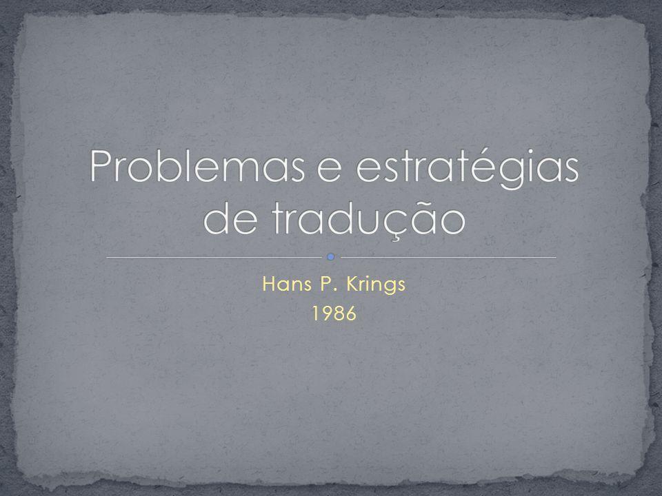 Hans P. Krings 1986