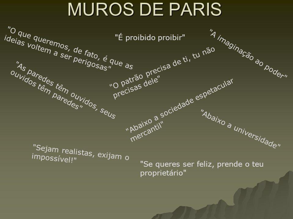 MUROS DE PARIS