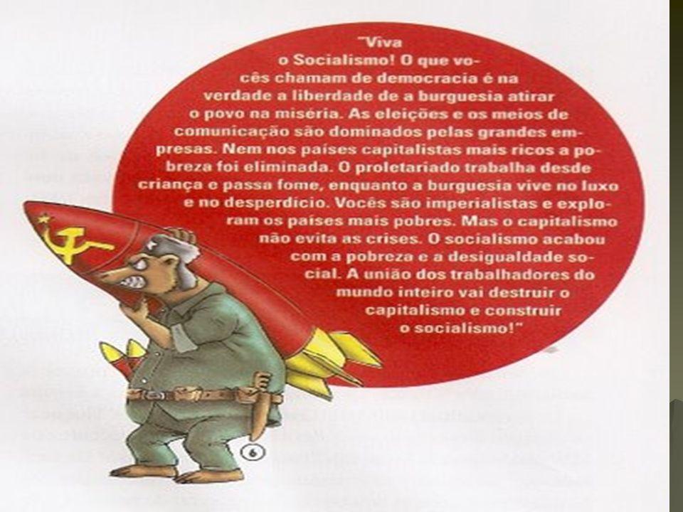 Ideologias Capitalismo: Capitalismo: Sistema econômico e social que se caracteriza pela propriedade privada dos meios de produção, pelo trabalho livre assalariado e pela acumulação de capital.