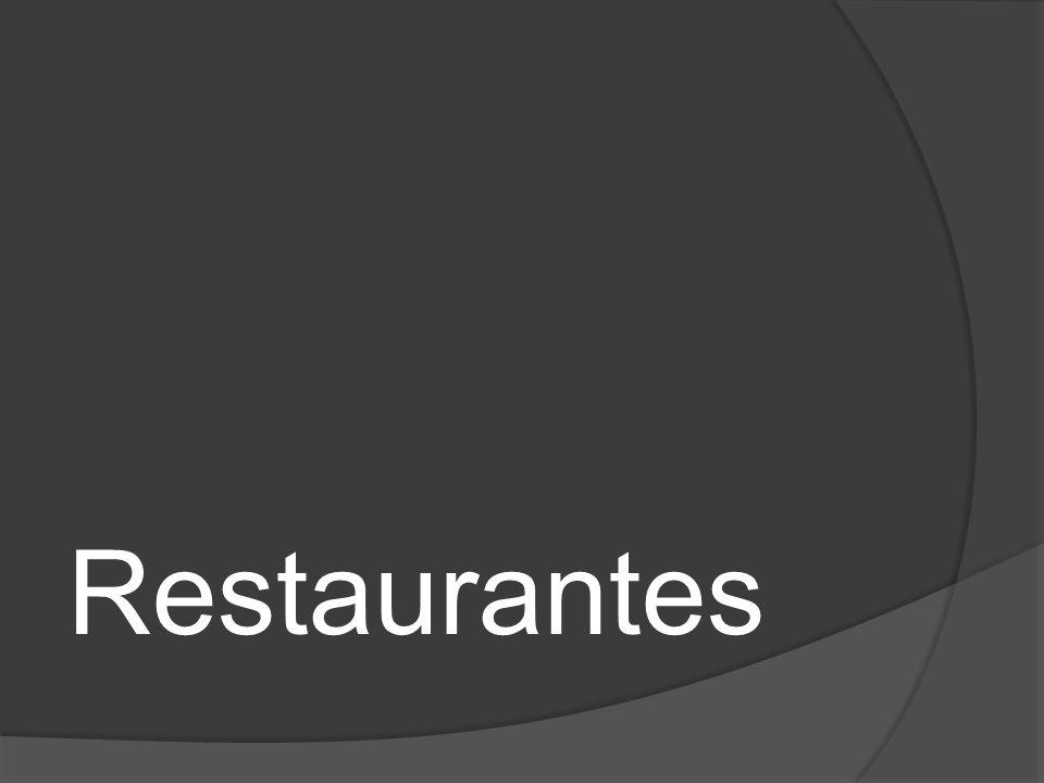 O que muda para o Restaurante.