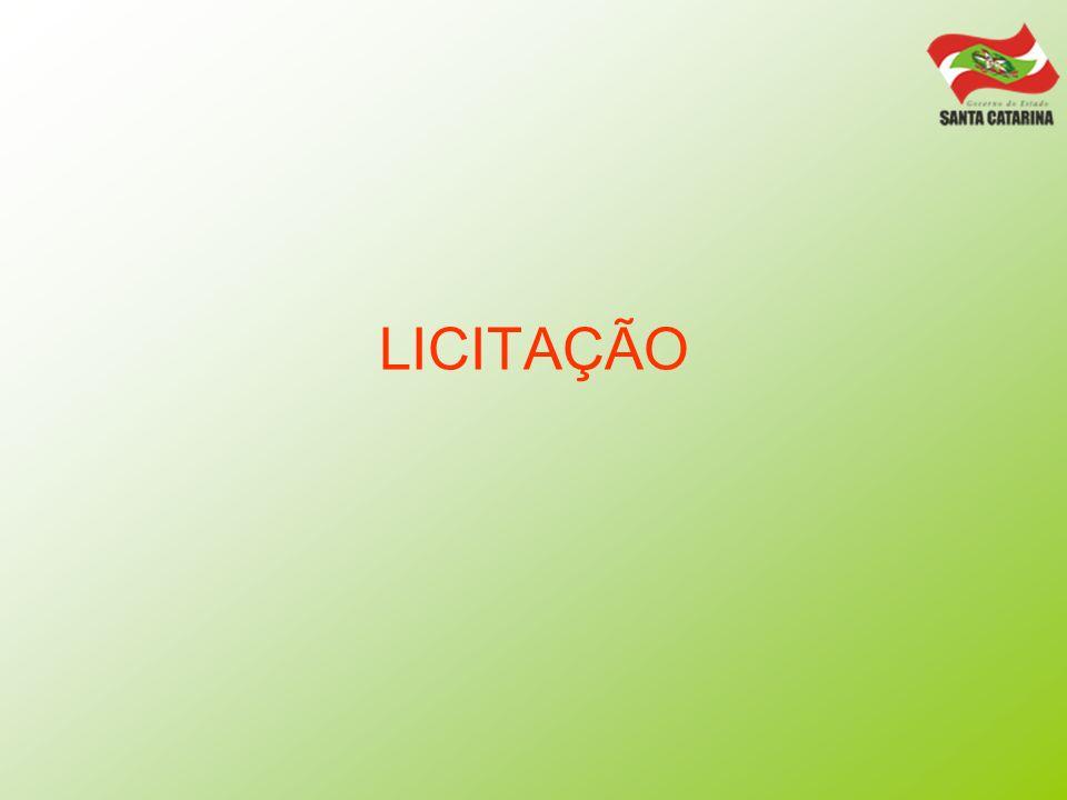 LICITAÇÃO
