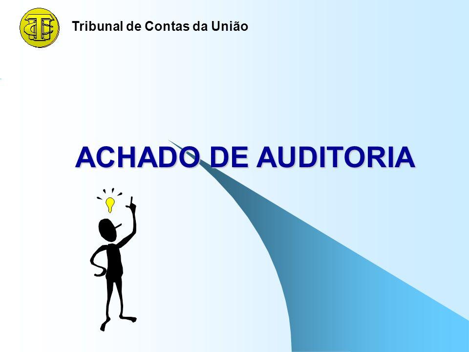 106 Organização das Evidências no Processo de Fiscalização As evidências devem ser juntadas ao relatório de auditoria Para facilitar o manuseio e a le