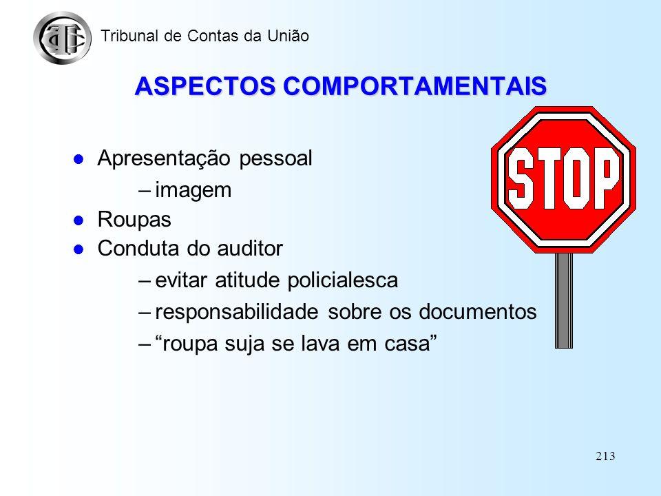 212 REUNIÃO DE ENCERRAMENTO QUANDO DISPENSAR A apresentação dos achados na reunião de encerramento somente pode ser dispensada nos casos em que repres